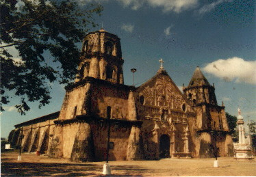 Miagao Fortress Church