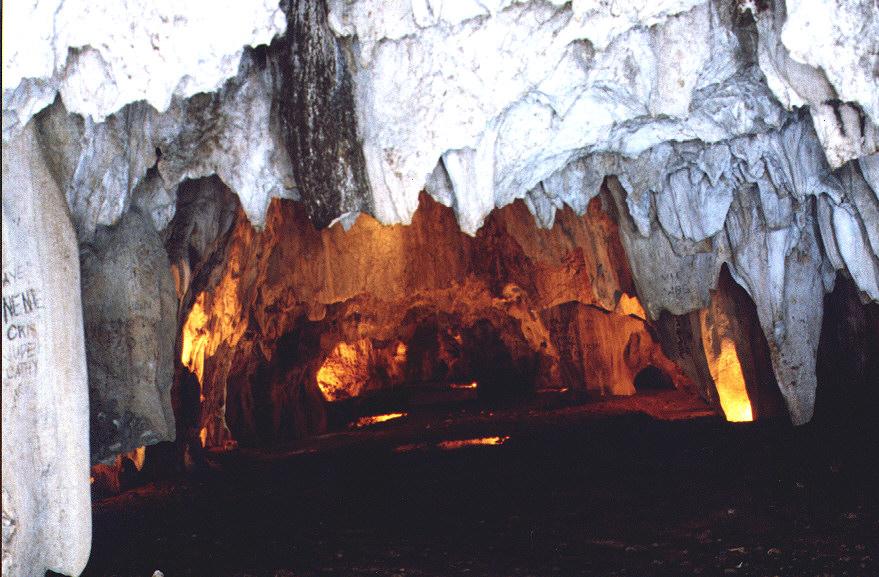 Sinuhutan Cave