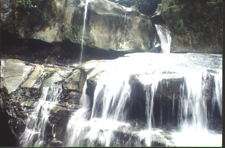 Irik-ikan Falls